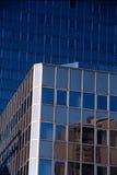 城市玻璃 免版税库存照片