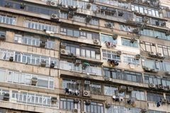 城市生活 库存图片