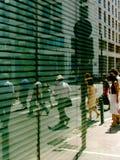 城市生活 免版税库存照片