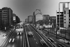 城市生活 免版税库存图片