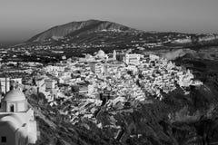 城市白色 库存图片