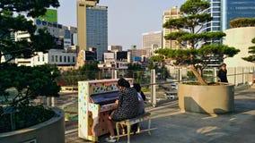 城市的和谐 免版税图库摄影