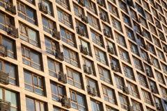 城市的建筑学 免版税库存图片