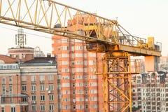 城市的建筑学 图库摄影