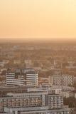 城市的视图 图库摄影
