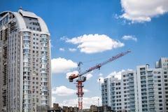 城市的建筑学 免版税库存照片