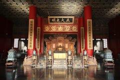 城市禁止的皇家宫殿 库存图片