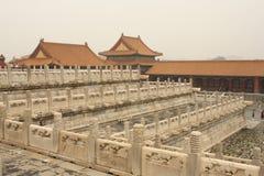 城市禁止的gugong 库存照片