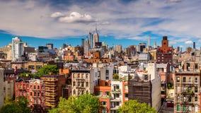 城市纽约 股票录像