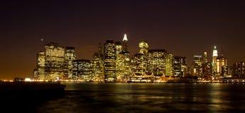 城市纽约 免版税库存图片