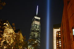 城市纽约 免版税库存照片
