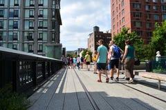 城市纽约 图库摄影