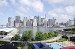 城市纽约 库存图片