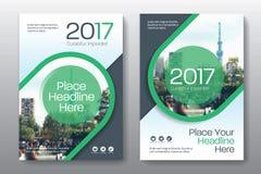 城市背景企业书套在A4的设计模板 库存照片