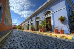 城市胡安老圣 库存照片