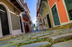 城市胡安老圣 免版税图库摄影