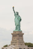 城市自由新的雕象约克 免版税库存照片