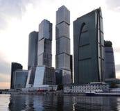 城市莫斯科 库存照片