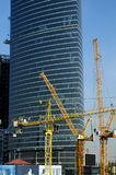 城市莫斯科 免版税库存图片