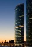 城市莫斯科 免版税图库摄影