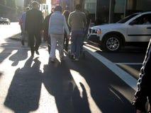 城市街道 库存照片