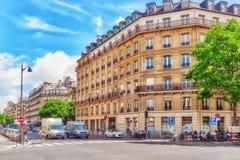 城市视图其中一个世界同水准的最美丽的城市 免版税库存图片