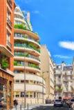 城市视图其中一个世界同水准的最美丽的城市 免版税图库摄影