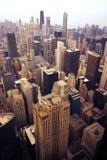 城市视图大厦 库存图片