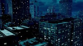 城市视图 股票录像