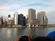 城市视图 免版税库存照片