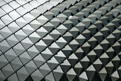 城市详细资料广场屋顶新加坡 免版税库存图片