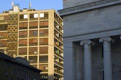 城市详细资料 免版税库存图片