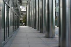 城市走道 免版税图库摄影