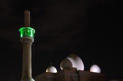 城市迪拜清真寺 库存图片
