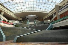 城市迪拜节日购物中心购物 库存照片