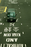 城市道路 免版税库存照片