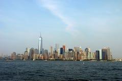 城市都市风景纽约 库存图片