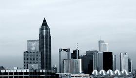城市钢 库存照片