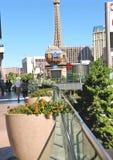 城市风景在拉斯维加斯,内华达 免版税库存图片