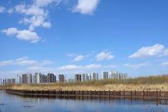 城市风景 图库摄影
