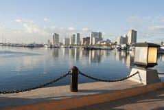 城市马尼拉菲律宾 库存图片