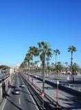 城市高速公路 免版税图库摄影