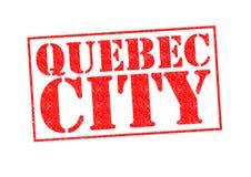 城市魁北克 库存图片