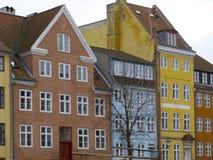 城市,哥本哈根 图库摄影