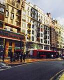 城市,巴塞罗那 免版税库存图片
