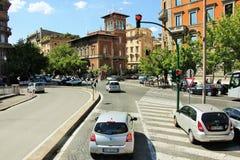 城市 交通 库存照片
