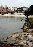 城市巴拿马 免版税图库摄影