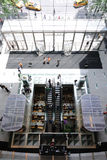 城市购物中心纽约 免版税库存图片