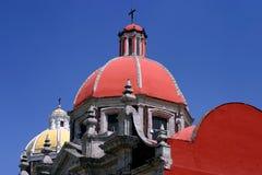 城市df墨西哥 库存图片