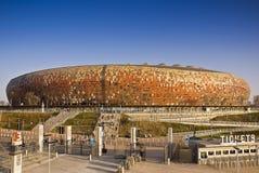 城市fnb国家足球场 免版税图库摄影